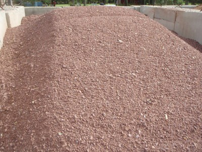 Ruby Red Spardust/Rotten Granite