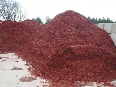 Second Harvest® Red Mulch