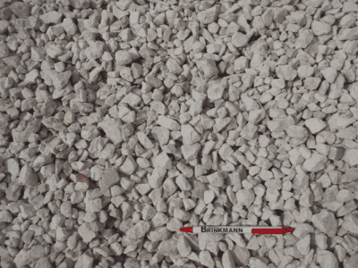 """3/4"""" Crushed Limestone"""