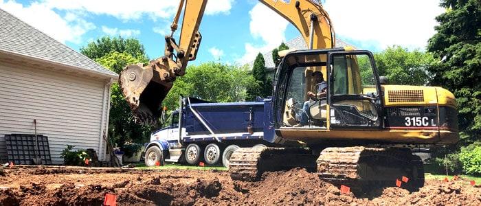 Brinkman Excavation